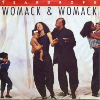 Womack & Womack Teardrops album cover