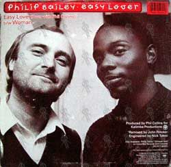 Phil Collins & Philip Bailey Easy Lover album cover