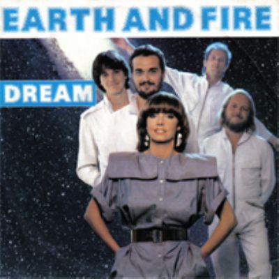 Earth & Fire Dream album cover
