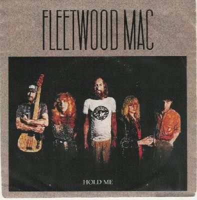 Fleetwood Mac Hold Me album cover