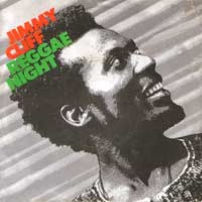 Jimmy Cliff Reggae Night album cover