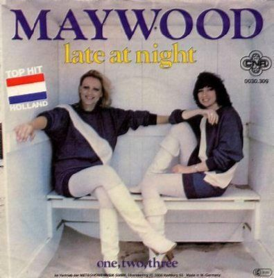 Maywood Late At Night album cover