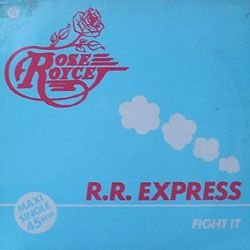 Rose Royce R R Express album cover