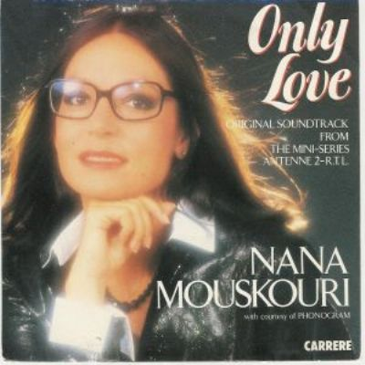 Nana Mouskouri Only Love album cover