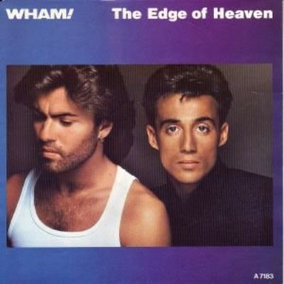 Wham! The Edge Of Heaven album cover