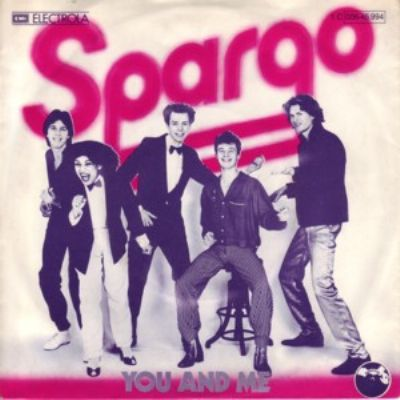 Spargo You And Me album cover