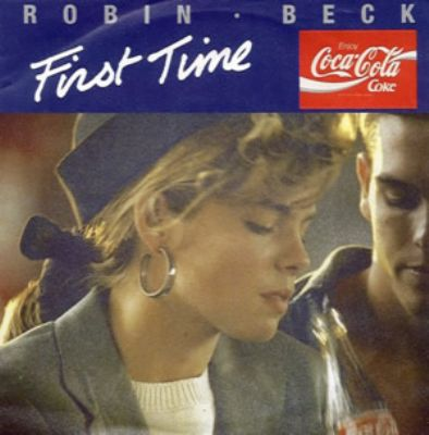 Robin Beck First Time album cover