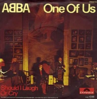 Abba One Of Us album cover
