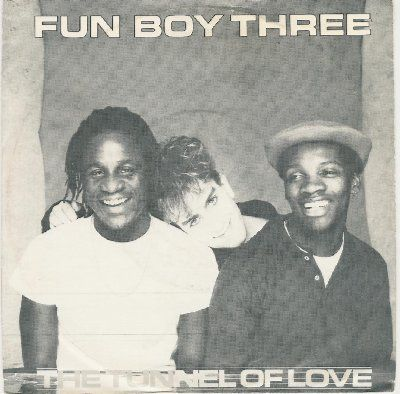 Fun Boy Three The Tunnel Of Love album cover