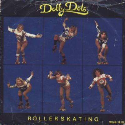 Dolly Dots Rollerskating album cover