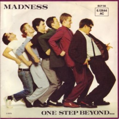 Madness One Step Beyond album cover
