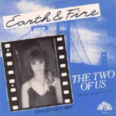 Earth & Fire The Two Of Us album cover