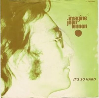 John Lennon Imagine album cover