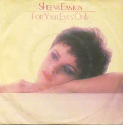Sheena Easton For Your Eyes Only album cover