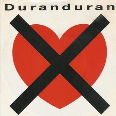 Duran Duran I Don't Want Your Love album cover