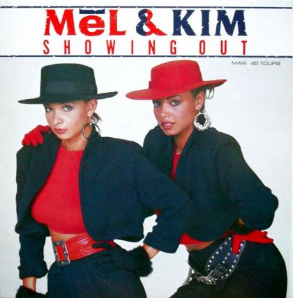Mel & Kim Showing Out album cover