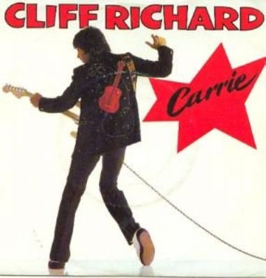 Cliff Richard Carrie album cover