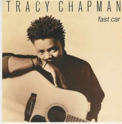 Tracy Chapman Fast Car album cover