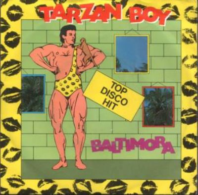 Baltimora Tarzan Boy album cover