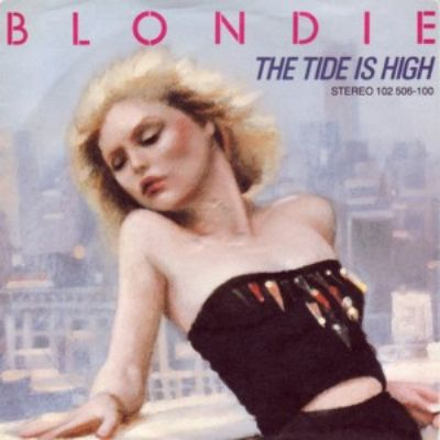 Blondie The Tide Is High album cover
