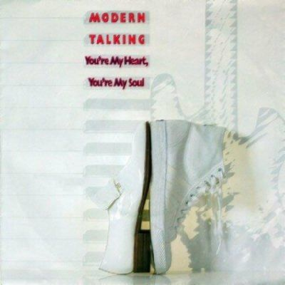 Modern Talking You're My Heart, You're My Soul album cover