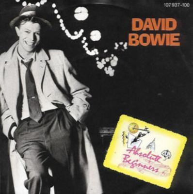 David Bowie Absolute Beginners album cover