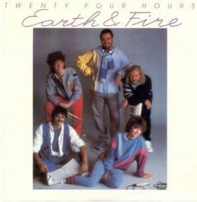 Earth & Fire Twenty Four Hours album cover