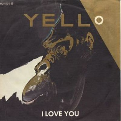 Yello I Love You album cover