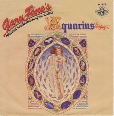 Gary Fane Aquarius album cover