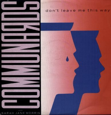 Communards Don't Leave Me This Way album cover