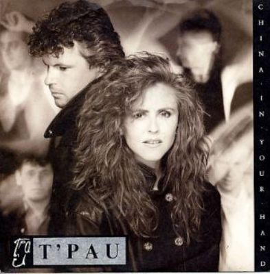 T'pau China In Your Hand album cover