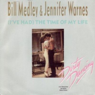 Bill Medley & Jennifer Warnes (I've Had) The Time Of My Live album cover