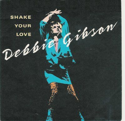Debbie Gibson Shake Your Love album cover