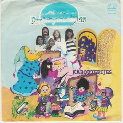 Dschinghis Khan Kaboutertjes album cover