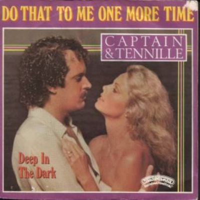 Captain & Tenille Do That To Me One More Time album cover