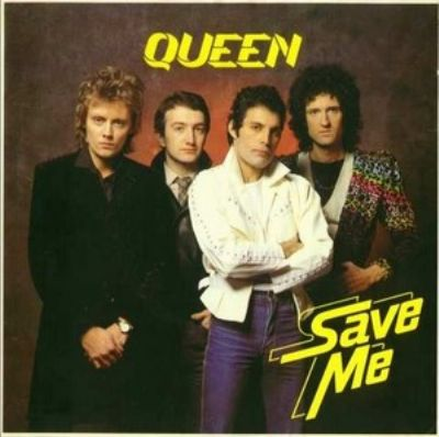 Queen Save Me album cover