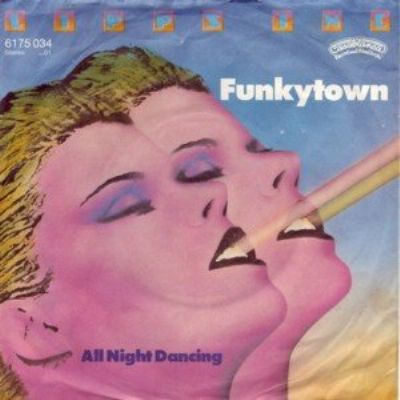 Lipps Inc Funkytown album cover