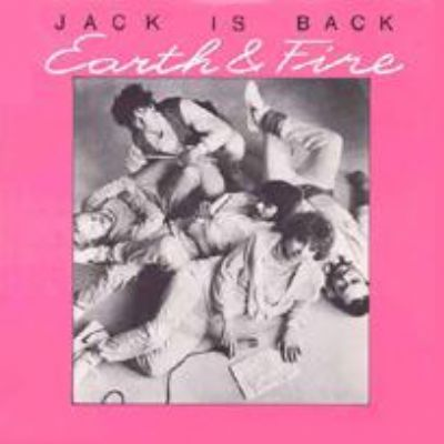 Earth & Fire Jack Is Back album cover