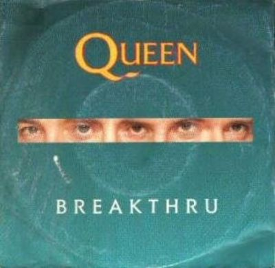 Queen Breakthru' album cover