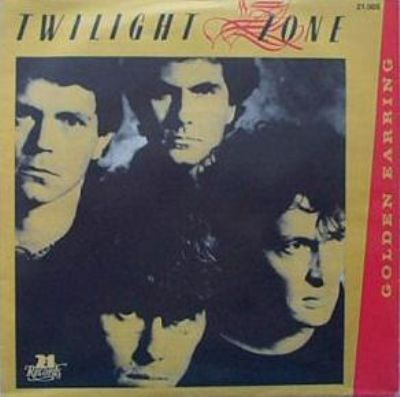 Golden Earring Twilight Zone album cover