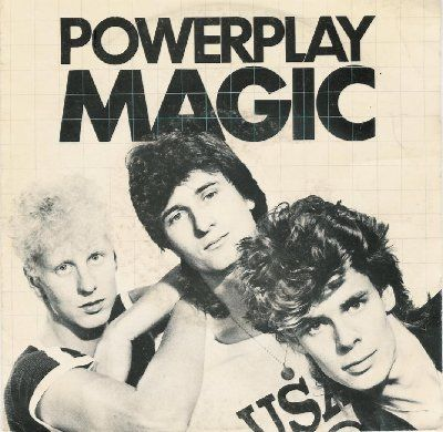Powerplay Magic album cover