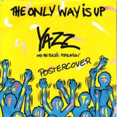 Yazz & Plastic Population The Only Way Is Up album cover