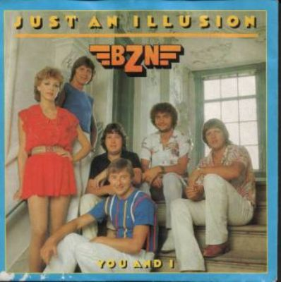 BZN Just An Illusion album cover