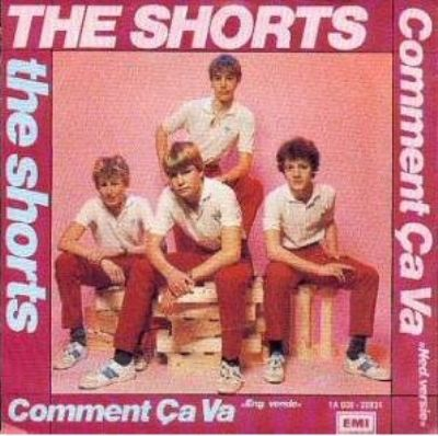 The Shorts Comment Ça Va album cover