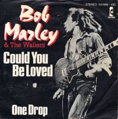 Bob Marley & The Wailers Could You Be Loved album cover