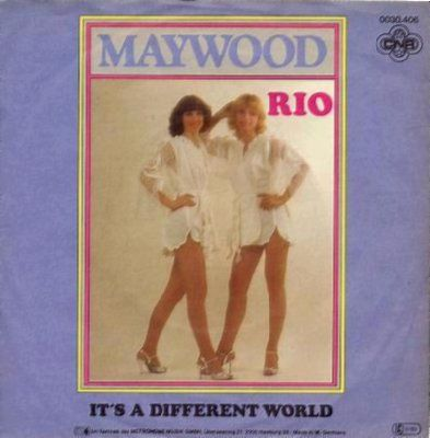 Maywood Rio album cover