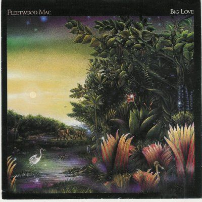 Fleetwood Mac Big Love album cover