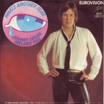 Johnny Logan What's Another Year album cover