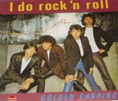 Golden Earring I Do Rock 'n Roll album cover