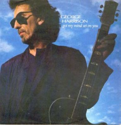 George Harrison Got My Mind Set On You album cover